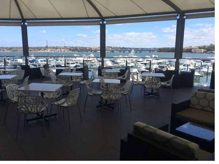 St Kilda Room Private Terrace The Waterfront Function Centre Sans Souci NSW