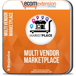#Magento #MultivendorMarketplace #Extension - Allow various Sellers/Vendors to register and sell their products. #MagentoExtensions #magentoMarketplace