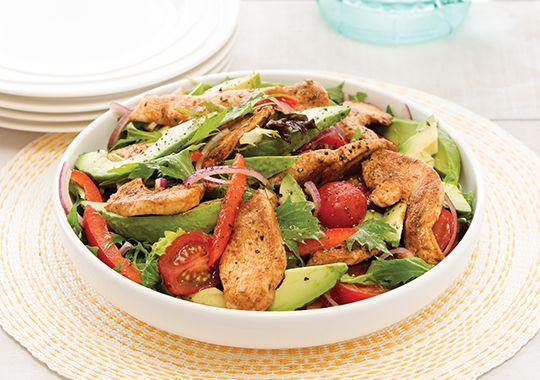 Mexican Chicken Salad
