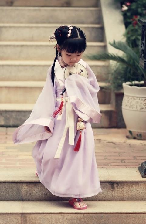 Hanfu (simplified Chinese: 汉服; traditional Chinese: 漢服) or Han Chinese Clothing, also sometimes known as Hanzhuang (漢裝), Huafu (華服).