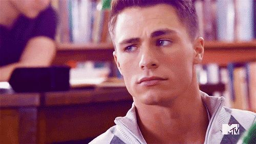 colton haynes gifs - Google Search