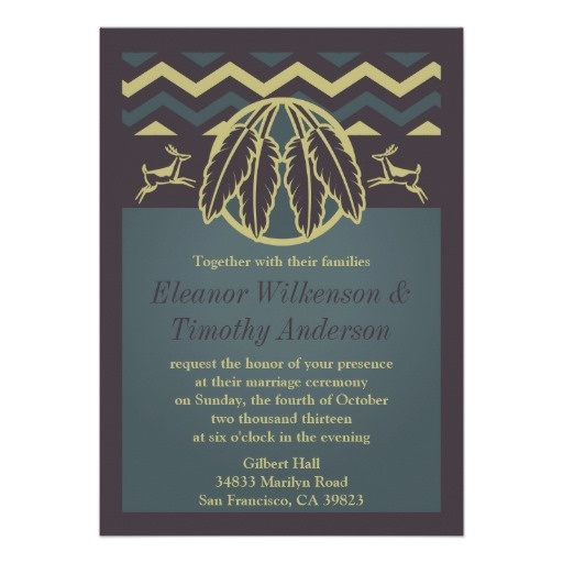 Native American Wedding Invitations: 68 Best Images About Native American/Tribal Theme. :) On