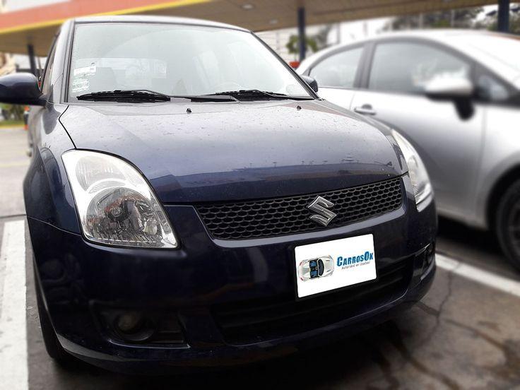 Suzuki Swift, vehículos pequeños, autos económicos, autos compactos, carros hatchback, compra, venta, asesoria automotriz, oportunidades, ocasiones