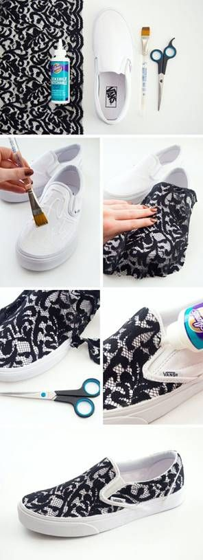 Top DIY Sneakers You Would Absolutely LOVE!