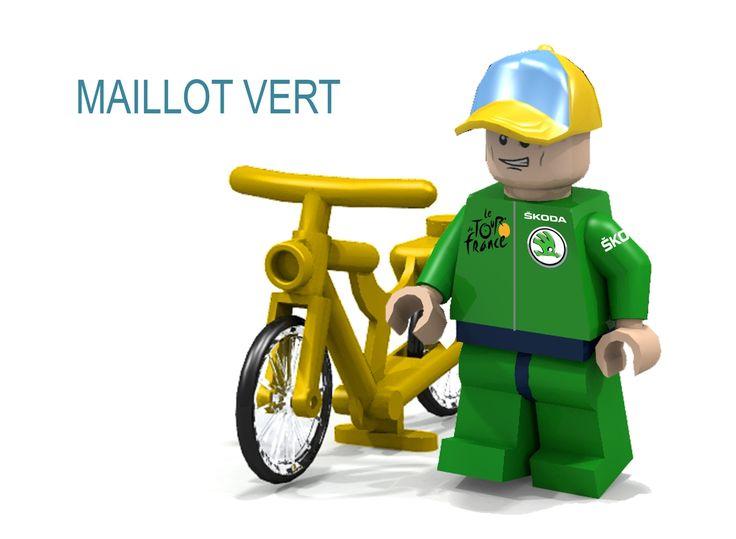 LEGO Ideas - Cycling : Tour De France