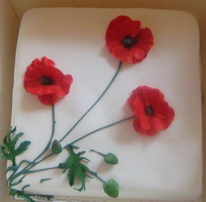 Veterans Day Cake Decorating Ideas
