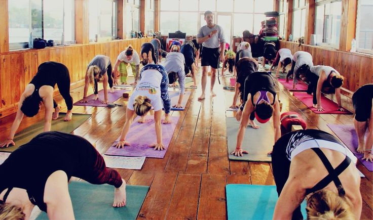 """""""I got the recommendation from a guy at the hostel... It was the first yoga class in Laxman Jhula I attended and I ended up going only here. Prashantji is such a great teacher!!!! He focuses a lot on alignment and corrects your postures. The classes are small so he has got time to focus and help everyone. I wanna come back and to a TTC with him."""" - Monkehhh Rosenheim 🙏"""