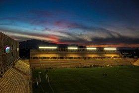 Alebrijes de Oaxaca listo para la inauguración del estadio prehispánico