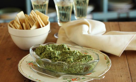 Artichoke, Green Olive and Preserved Lemon Dip - in place of ordinary ...