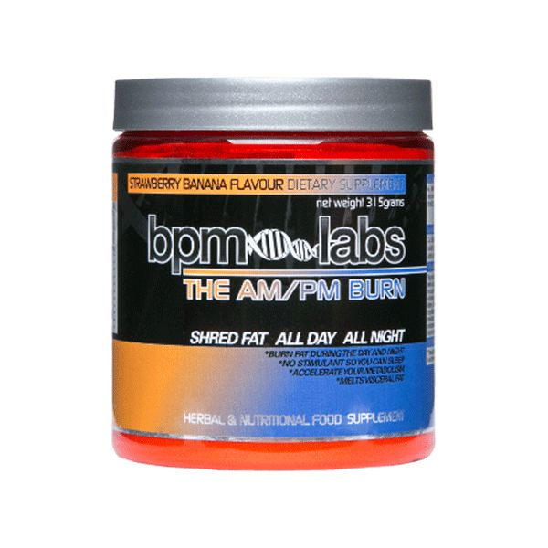BPM Labs The AM/PM Burn - Second To None Nutrition