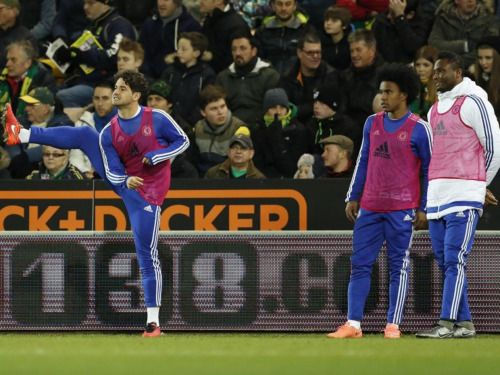 Alexandre Pato: Why did Chelsea sign striker if he's not...: Alexandre Pato: Why did Chelsea sign striker if he's not going to play?…