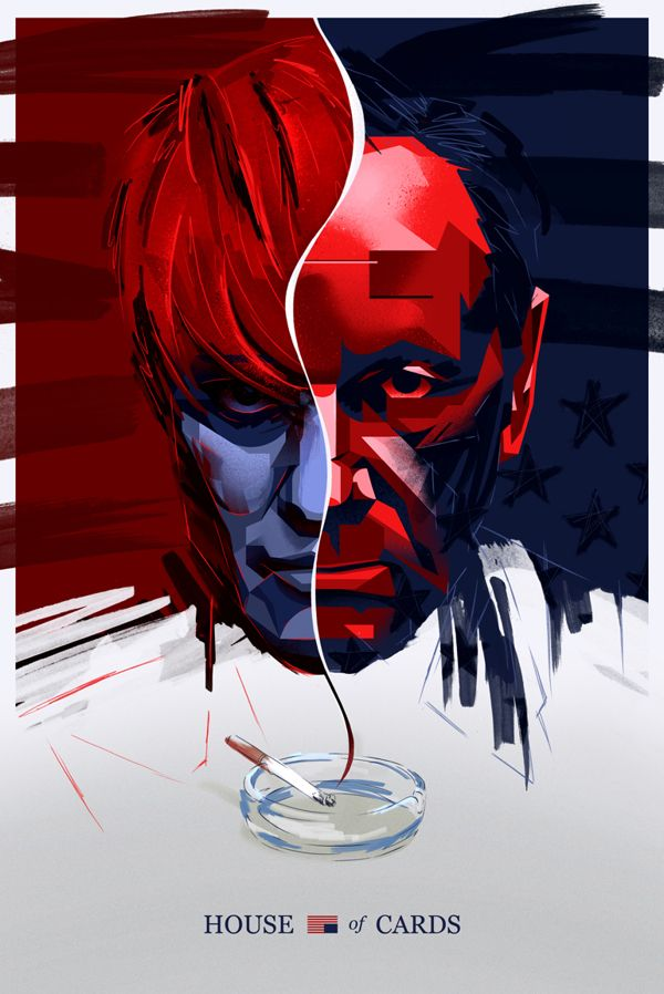 HOUSE OF CARDS on Behance