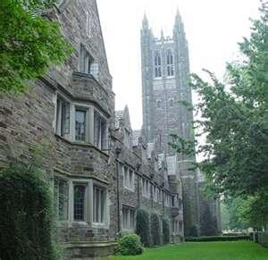 Princeton University in Princeton New Jersey