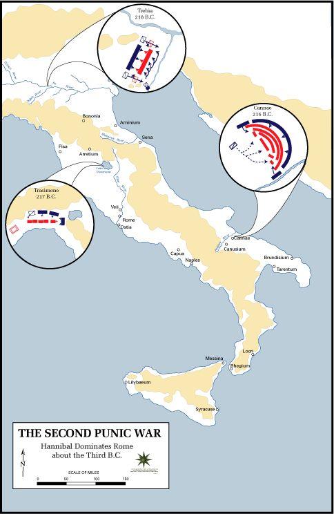 ポエニ戦争 - Wikipedia