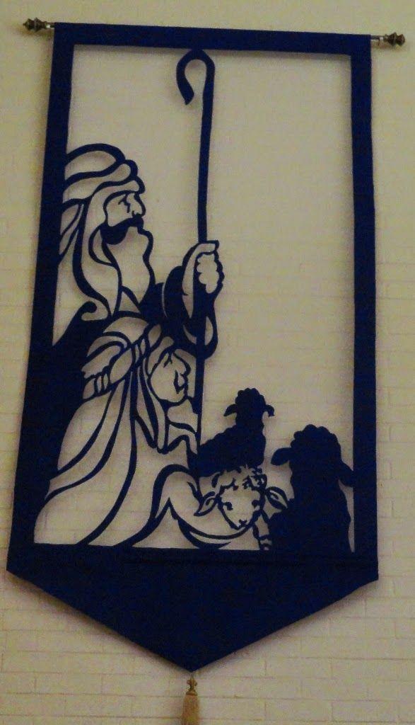 Martha's Blog: Advent Banners
