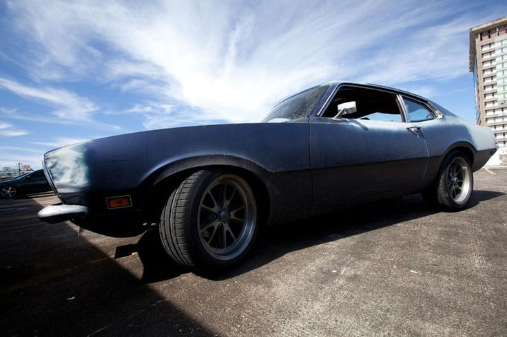 1970 Ford Maverick - Fast Five