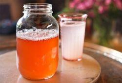 Recette de la semaine : Sirop de rhubarbe des Épices de cru Excellent pour les cocktails d'été !!
