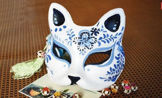 Hey, I found this really awesome Etsy listing at https://www.etsy.com/listing/228261651/japanese-fox
