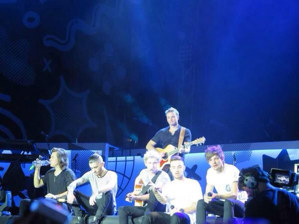 One Direction // Singapore (3.11.15)