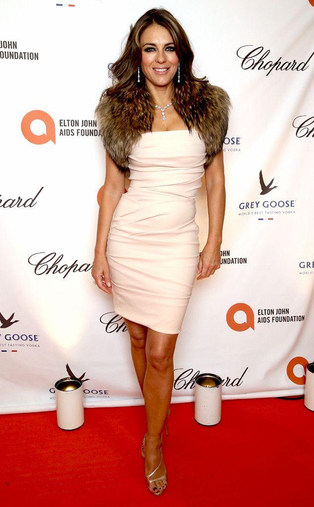 Foxy: Elizabeth Hurley's Best Looks