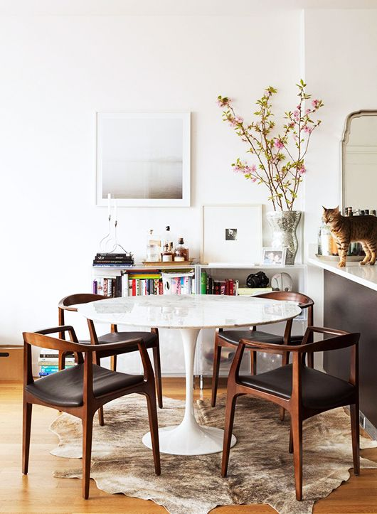 dream house: dining room conundrum. / sfgirlbybay