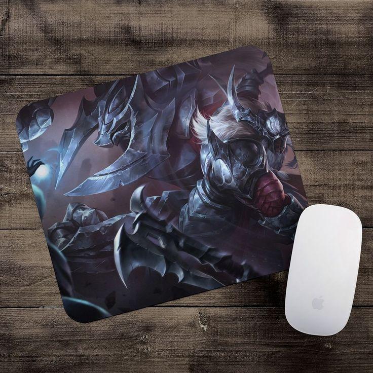 Marauder Alistar Mousepad League of Legends mouse pad LoL gamer playmat #UnbrandedGeneric