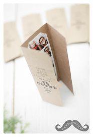 Foto envelopjes - Met tekst: 'Dank jullie wel voor een te gekke dag'