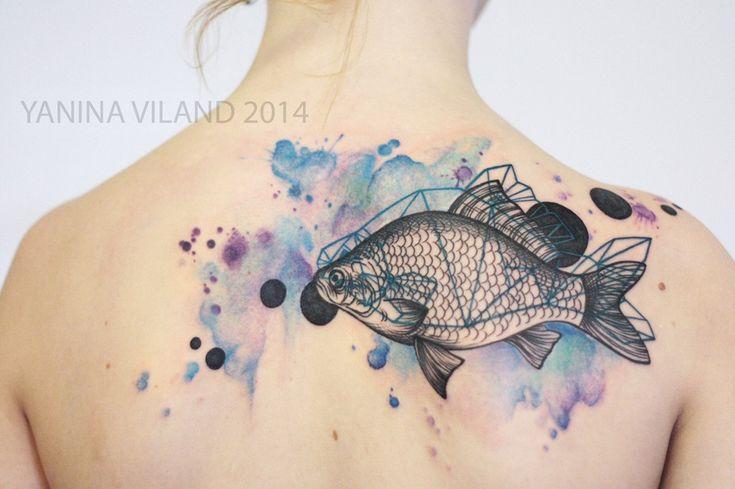 Профиль тату-мастера / Viland Art Mod / Tattooed Souls