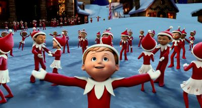 Must remember to watch this. Elf on the shelf. Nov 25th.CBS