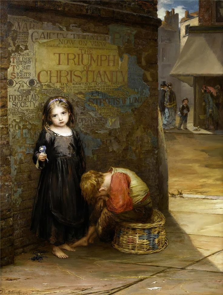 Augustus Edwin Mulready  - Page 2 510d2064eb876ff28f2678c520d4bcd9--artgallery-art-children