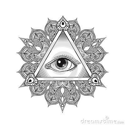 vector-tutto-il-simbolo-vedente-della-piramide-dell-occhio-tatuaggio-design-han-d-annata-62804026.jpg (400×400)