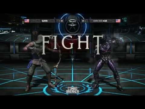 Combo Breaker 2017 Mortal Kombat XL Top 8