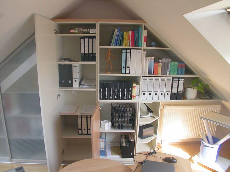 1000 ideas about m bel f r dachschr gen on pinterest. Black Bedroom Furniture Sets. Home Design Ideas