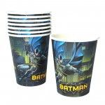 Let's Party With Balloons - Batman Cups, $8.50 (http://www.letspartywithballoons.com.au/batman-cups/)
