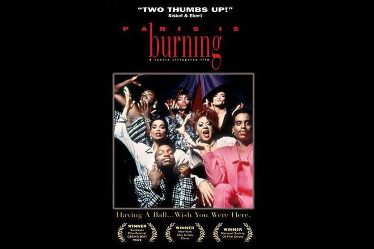 """Paris Is Burning is a 1990 American documentary film directed by Jennie Livingston. Filmed in the mid-to-late 1980s, it chronicles the ball culture of New York City and the African-American, Latino, gay, and transgender communities involved in it. Some critics consider the film to be an invaluable documentary of the end of the """"Golden Age""""...Read More »"""