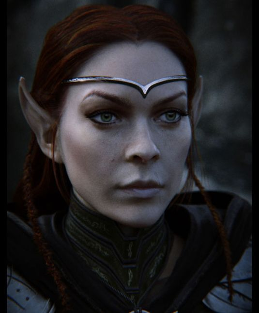 Blur Studio on The Elder Scrolls Online cinematic | 3D | Creative Bloq
