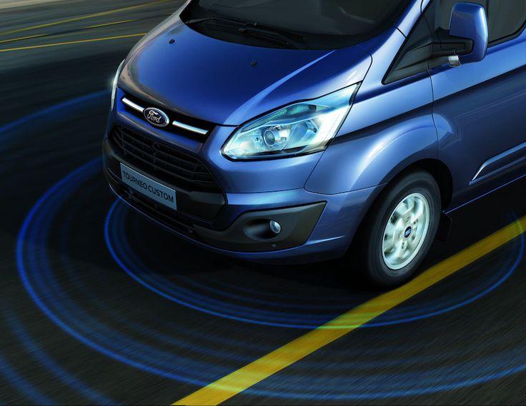 Tourneo Custom - Sensori di parcheggio