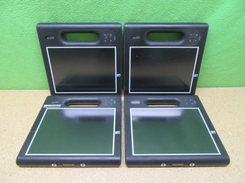 *Lot of 4* Motion Computing CFT-002 MC-F5 Tablet Computers *As Is For Parts*