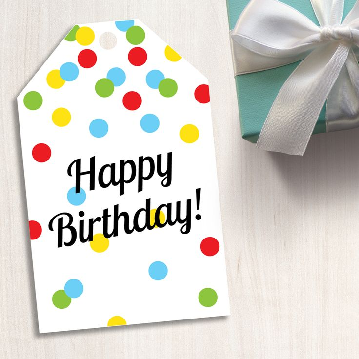 free printable gift tags from pixie paper visit pixieandpapercom happy birthday