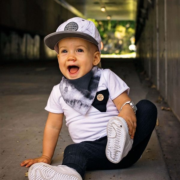 Marble Cap  LITTLE RENEGADE COMPANY Kids Instyle Melbourne 2017  Kids Fashion & Accessories