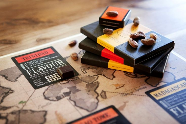 DV Chocolates at the Spice Route in Paarl - 70% chocolate only....and an educational tasting venue to top it off.