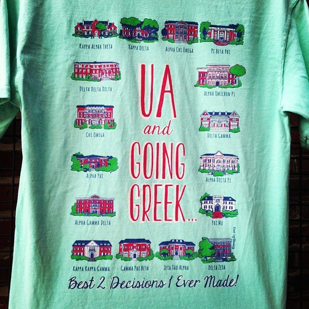 Cute Panhellenic T-Shirt