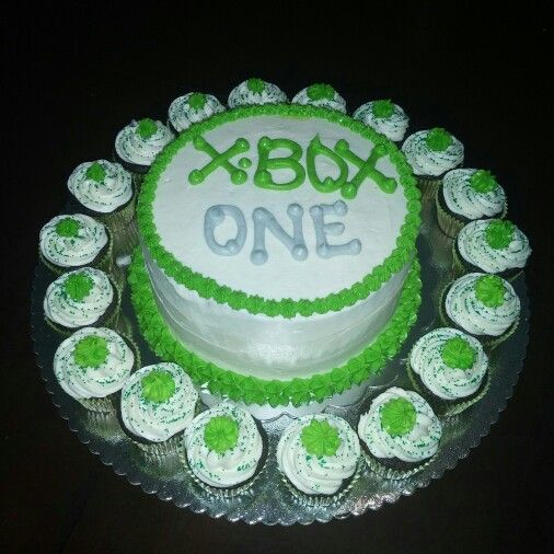 Best 25 Xbox Cake Ideas On Pinterest Xbox Party Food