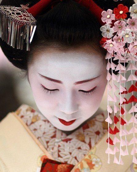 Японская диета гейша