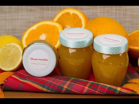 Jak na citrusovou marmeládu z pomerančů a citronů | recept | JakTak.cz