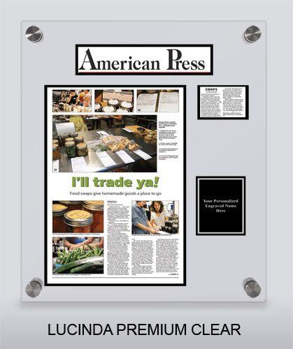 American Press | PDX Food Swap