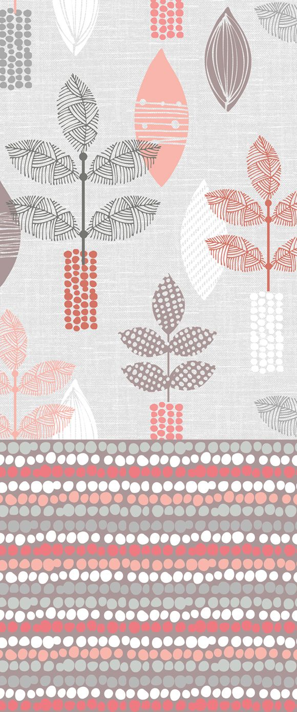 wendy kendall designs – freelance surface pattern designer » leaf silhouette