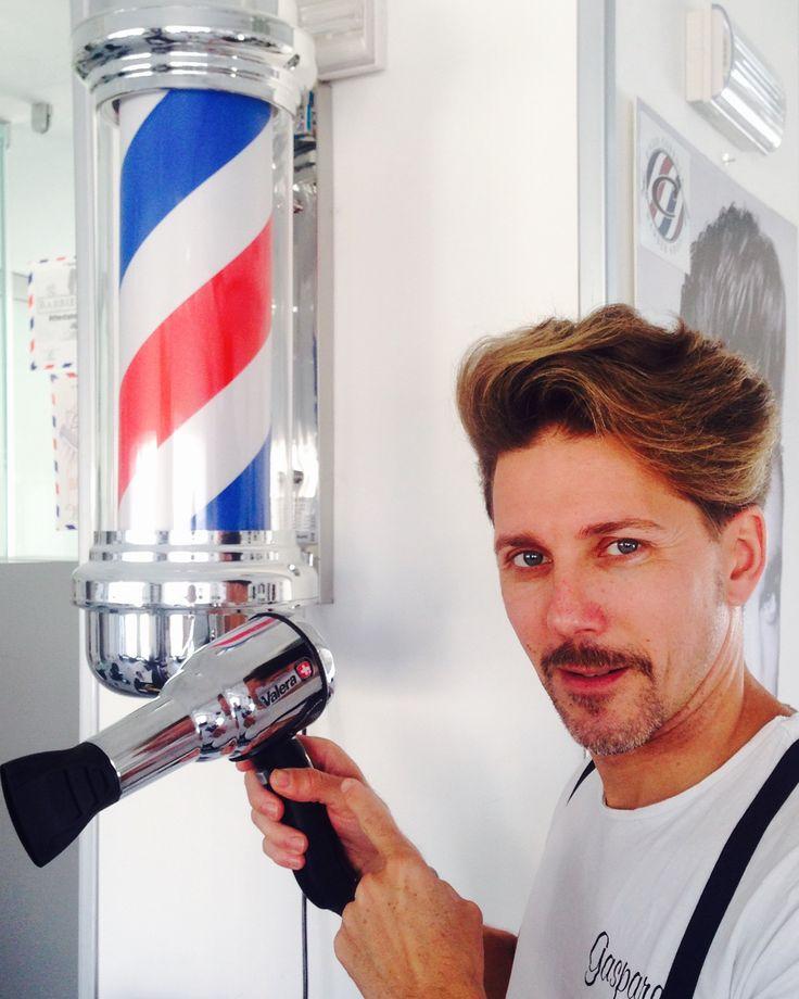 Barbershop Hairstylist