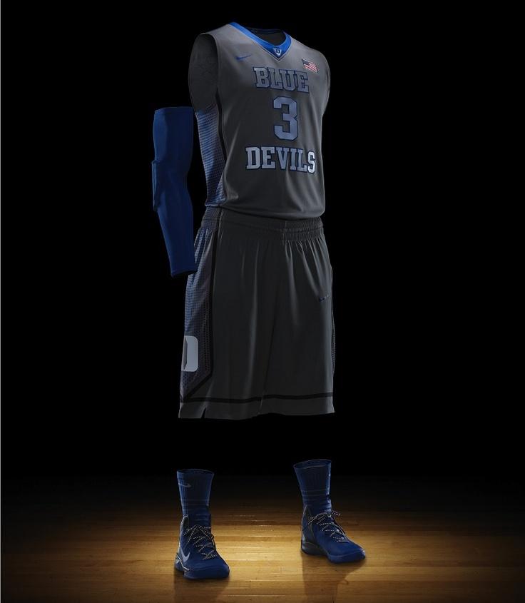 Duke Uniform 55