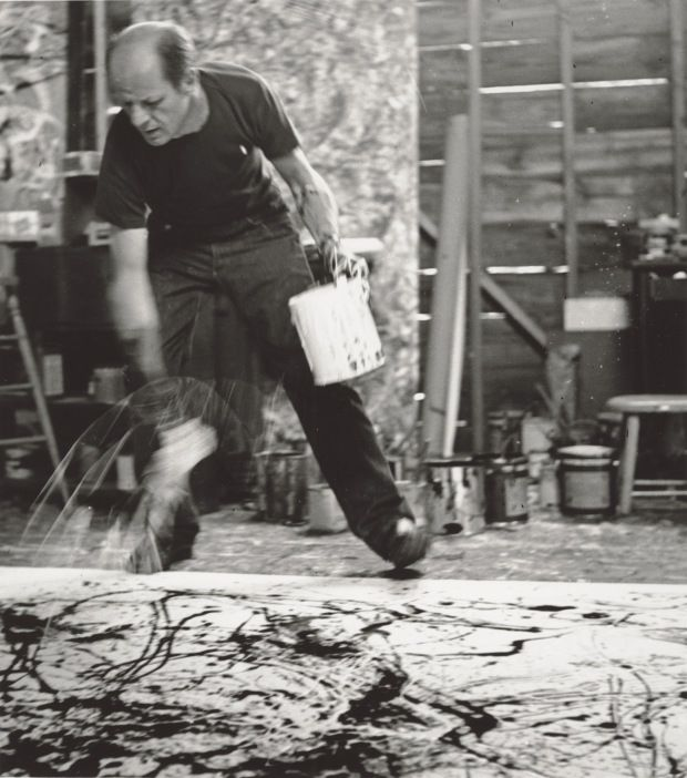 Jackson Pollock, 1950